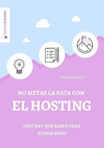 Portada del ebook de HostingExperto
