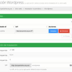 Instalar WordPress con Hostinger