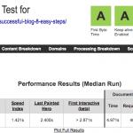 Webemrepsa test de velocidad 2019 con Webpagetest