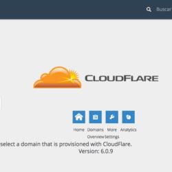 Pre-integración de CloudFlare de Raiola Networks
