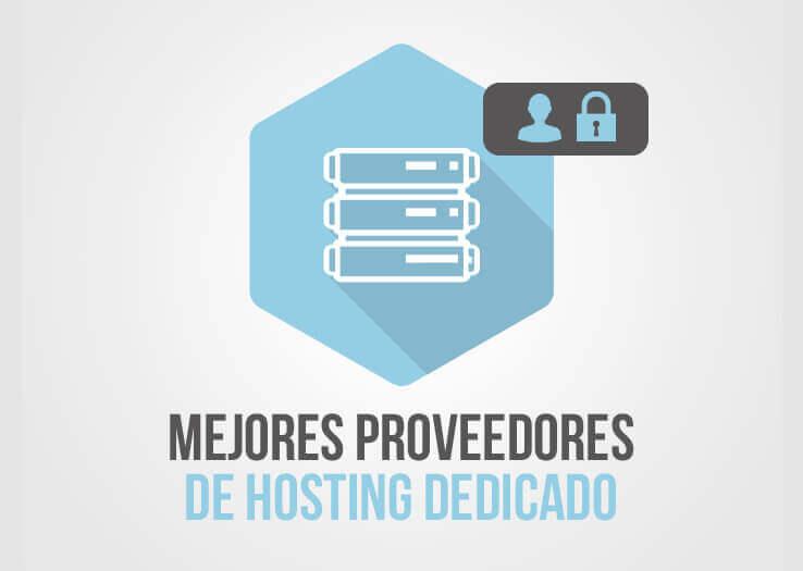 Mejores proveedores de hosting dedicado