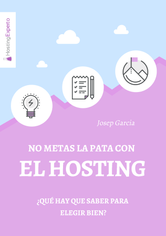 No metas la pata con el hosting