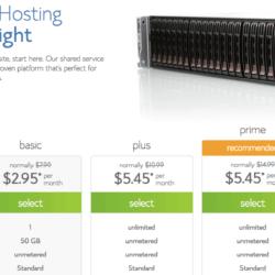 Bluehost - Precios del hosting compartido