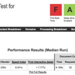 Velocidad de SiteGround con Webpagetest