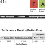 TestdevelocidadaandconWebpagetest