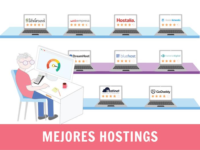 mejores hostings