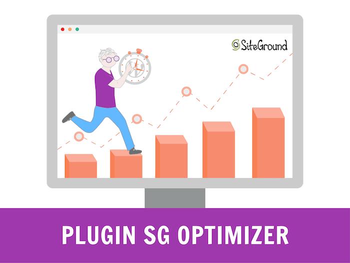 SG Optimizer plugin para WordPress de SiteGround